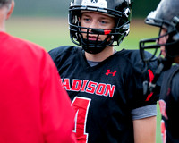 Madison Football Varsity Scrimmage -August 23, 2013-011