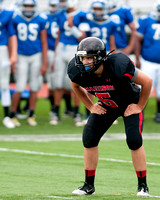 Madison Football Varsity Scrimmage -August 23, 2013-021
