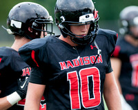 Madison Football Varsity Scrimmage -August 23, 2013-010
