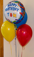 Tom's 70th Birthday party