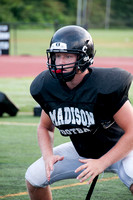 Madison Football Preseason Practice -August 22, 2013-079