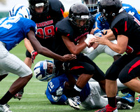 Madison Football Varsity Scrimmage -August 23, 2013-053
