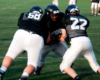 Madison Football Preseason Practice -August 22, 2013-160