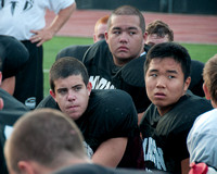 Madison Football Preseason Practice -August 22, 2013-094